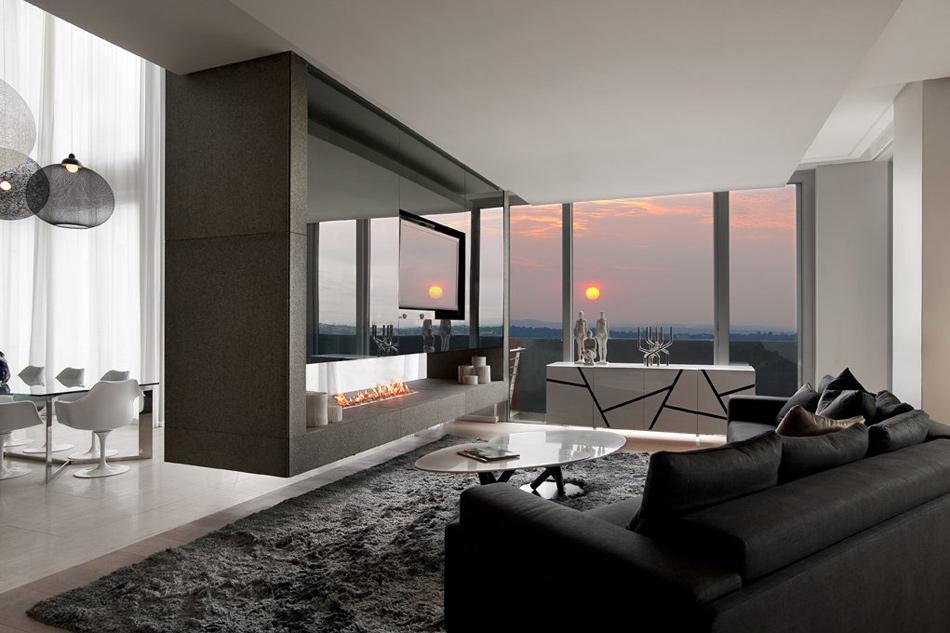 Комната в современном стиле фото