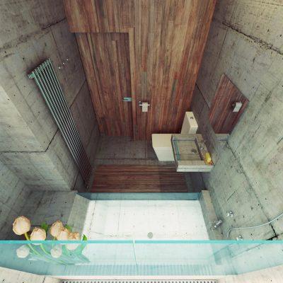 Лучший вариант оформления ванной