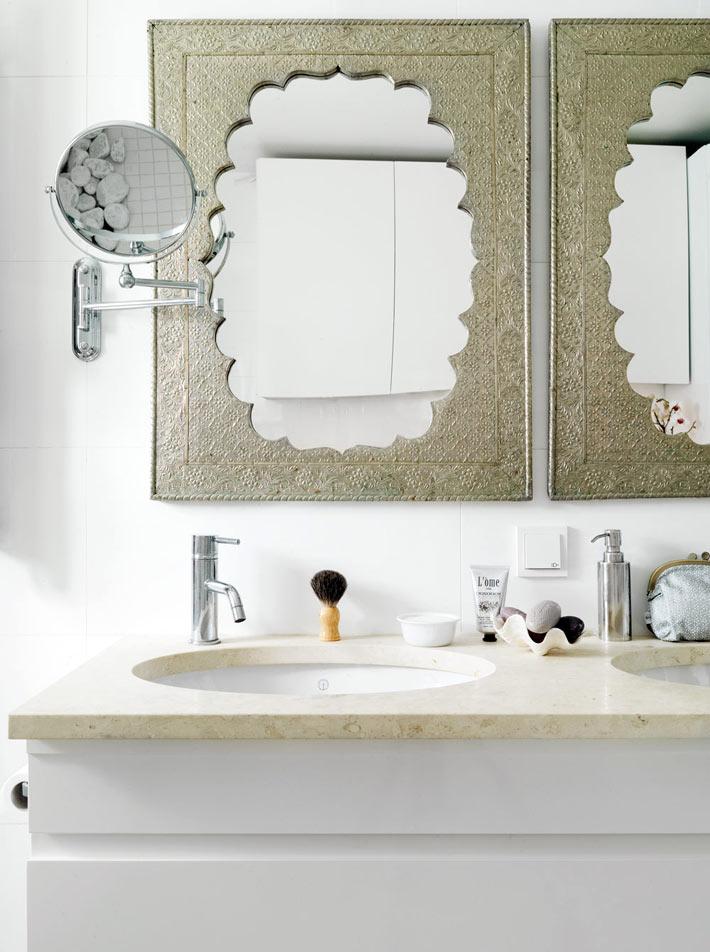 Марокканский силь ванной