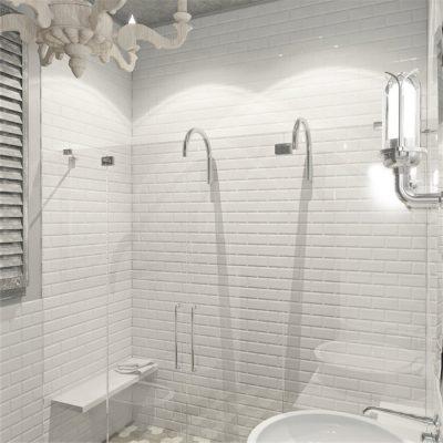 Оформляем ванную комнату в стиле лофт