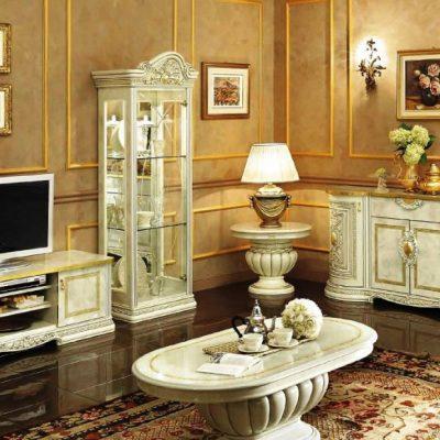 Белый гарнитур для гостевой