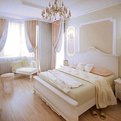 Спальни в современном классическом