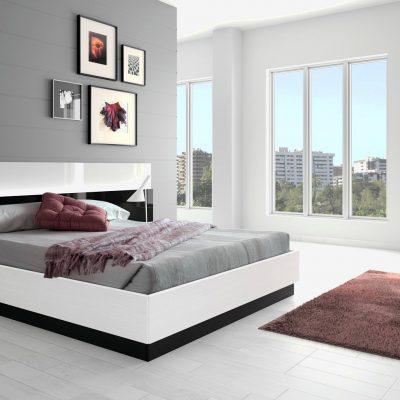 Уникальная спальня в стиле модерн