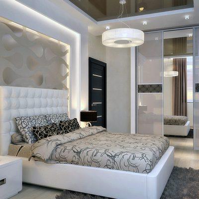 Узорчатая спальня