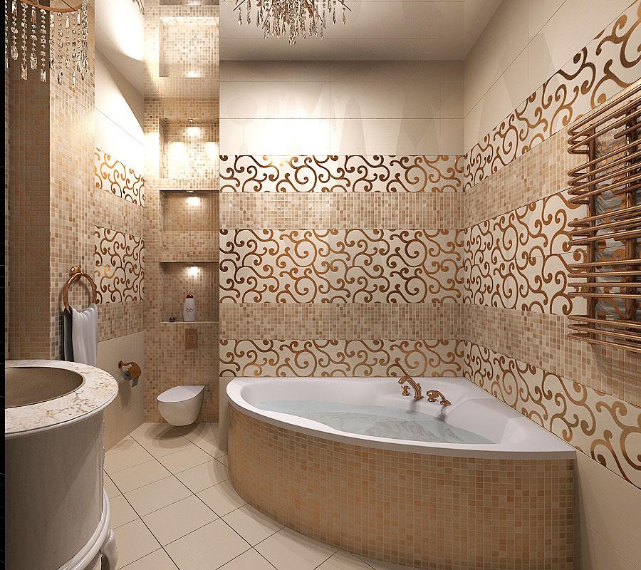 Ванная комната в турецком стиле