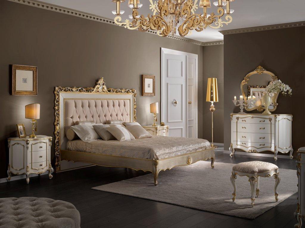 Темные однотонные стены сразу придадут спальне некоторую сдержанную элегантность