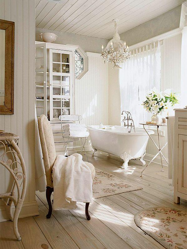 английская маленькая ванна