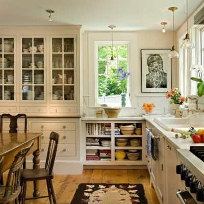 Кухня в светлых оттенках