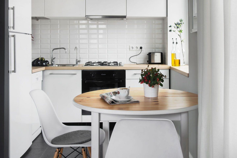 Увеличение площади: перепланировка кухни