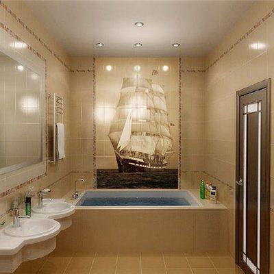 Дизайн ванной на фото