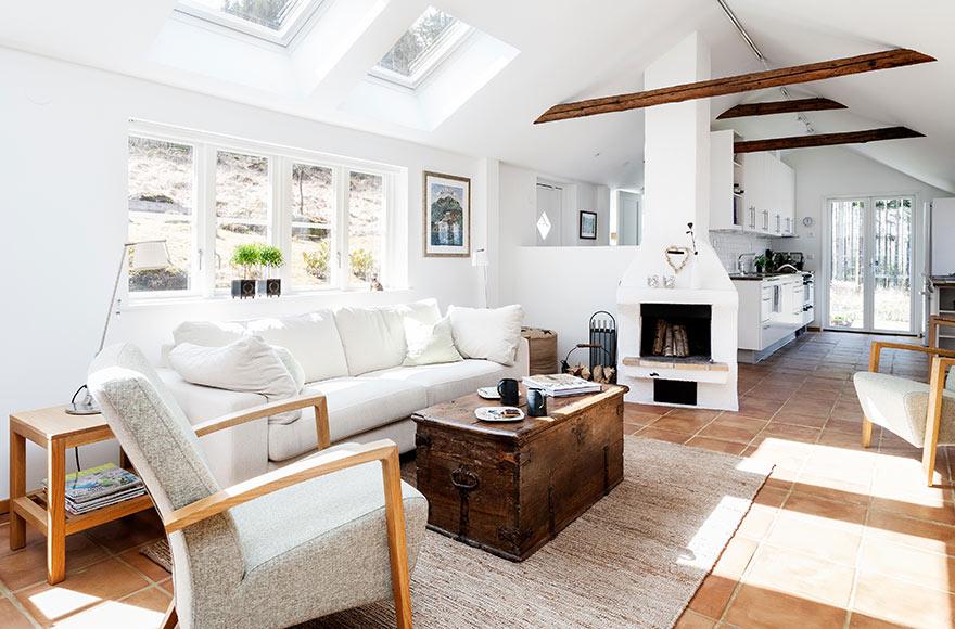 Breathtaking Villa Interior Design  living room