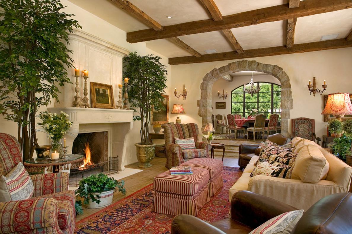 Для интерьеров в средиземноморском стиле характерна приятная расслабленная атмосфера и легкость, практичность и отсутствие вычурности