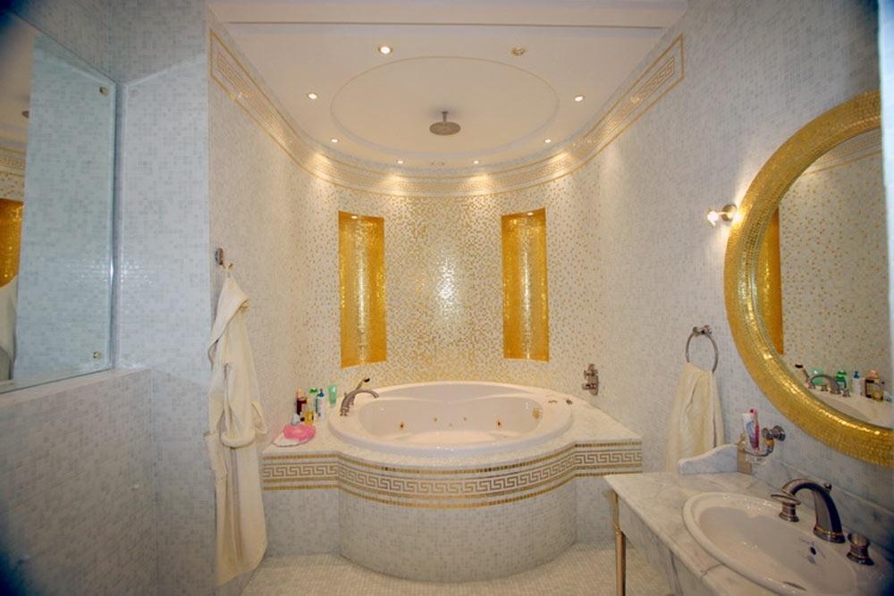 Ванная комната в древнегреческом разные дизайны ванной комнаты