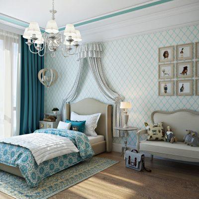 Спальня принца