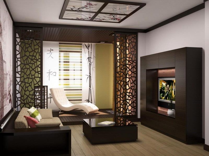 Как создать азиатский интерьер: комната в японском стиле