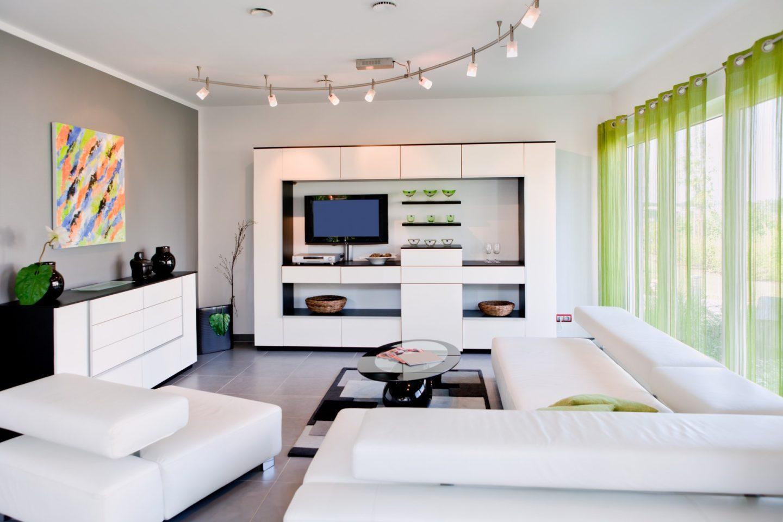 Как правильно подобрать люстры модерн в гостиную