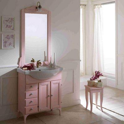 Мойдодыр в ванной в стиле ретро