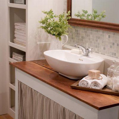 Раковина ванной