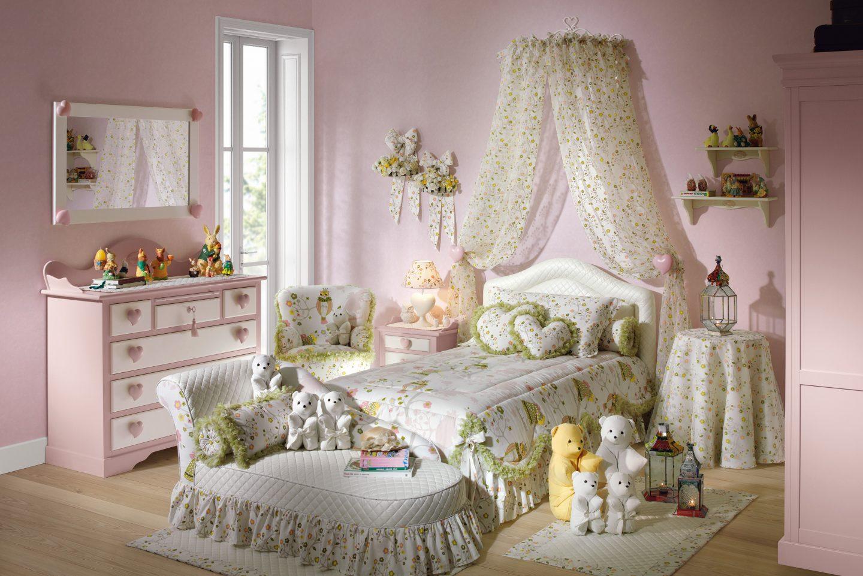 Изысканная и нежная детская прованс