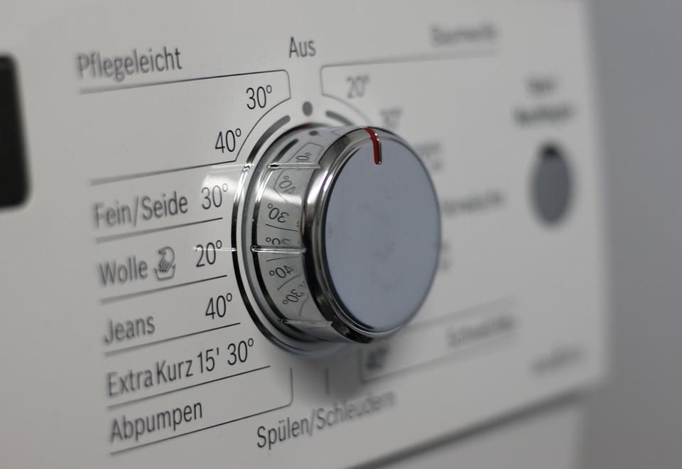 При использовании стиральной машины нужно выбирать деликатный режим стирки