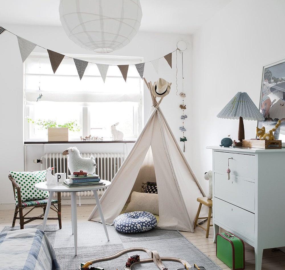 Для скандинавского стиля характерна сдержанность, простота и функциональность