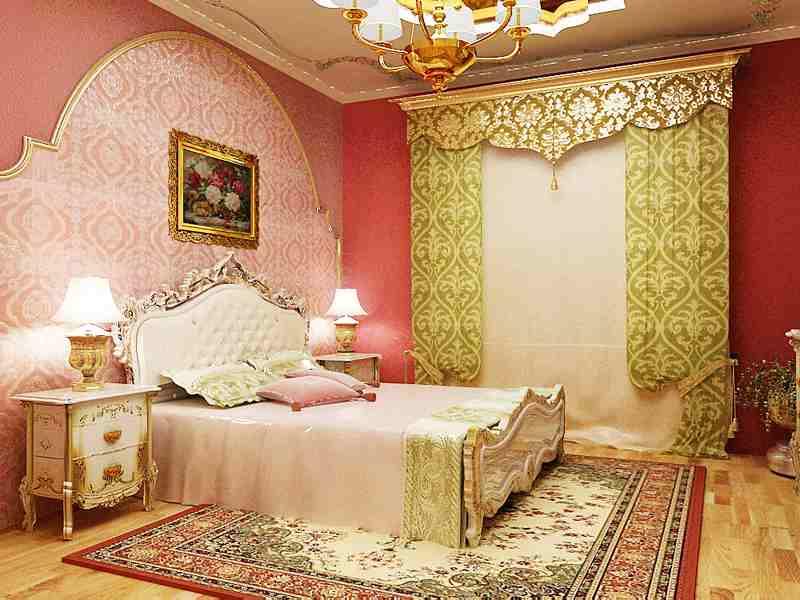 Спальня в восточном стиле: фото новинок дизайна