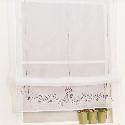 Классика стиля римских штор