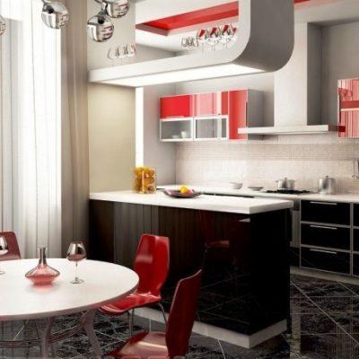 Кухня для современной квартиры