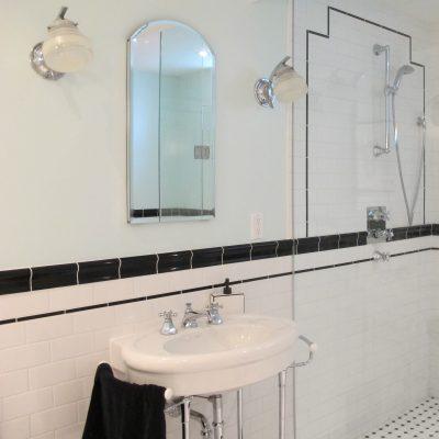 Элементы освещения ванной