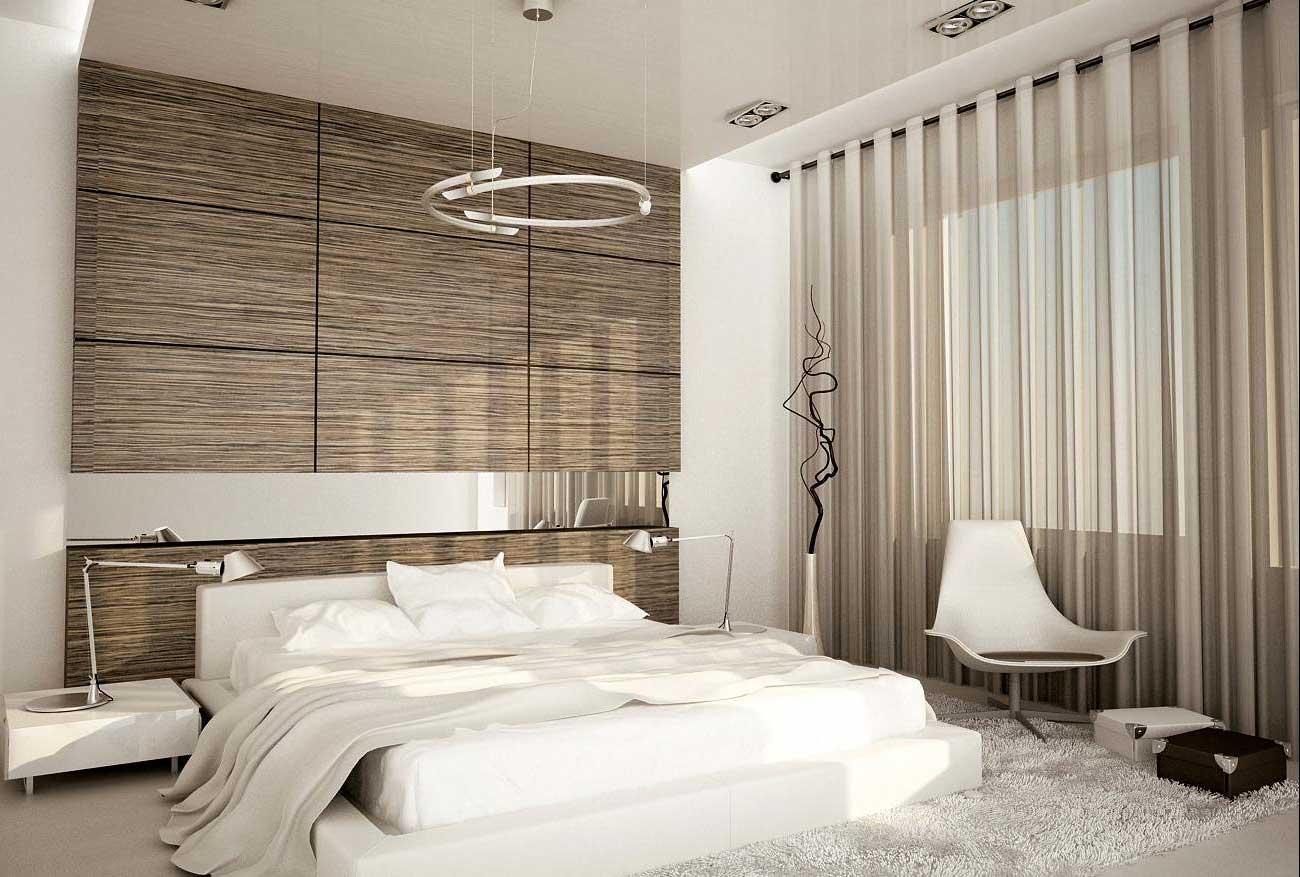 Правила фен шуя расположения кровати в спальне на фото