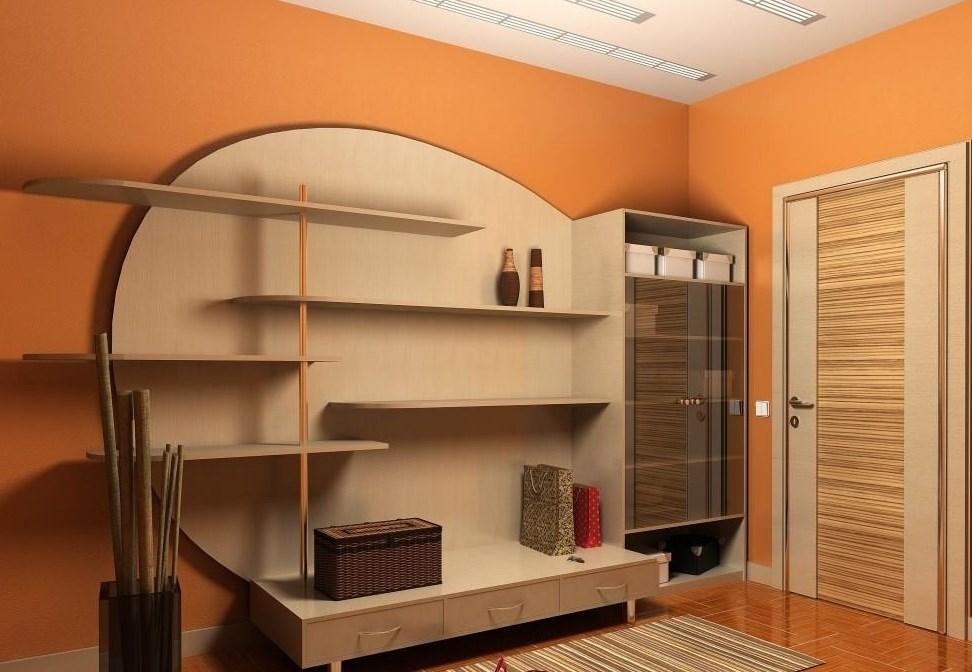 Мебель для маленьких прихожих дизайн
