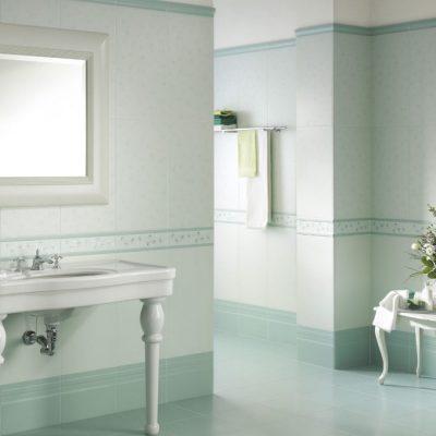 Простота ванной