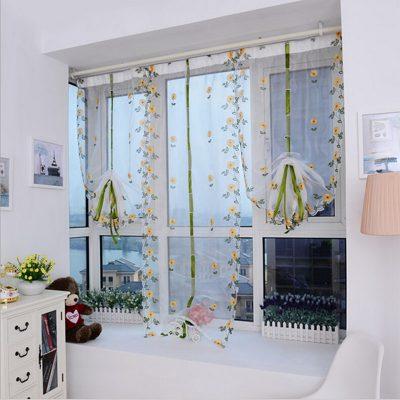 Прозрачне шторы
