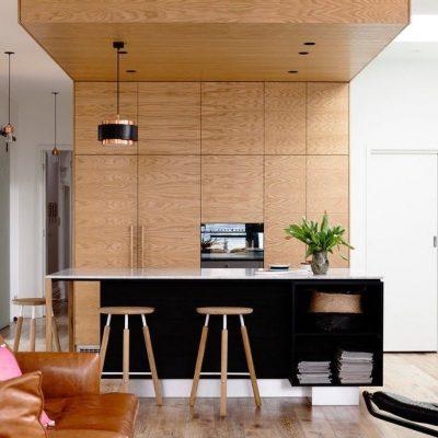 127Оформление помещения в стиле модерн