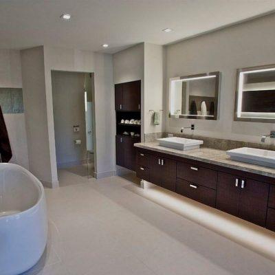 Примерная ванная