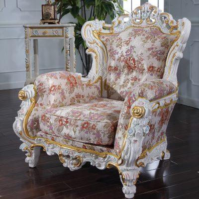 Кресло борокко