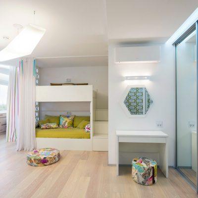 Модная детская комната