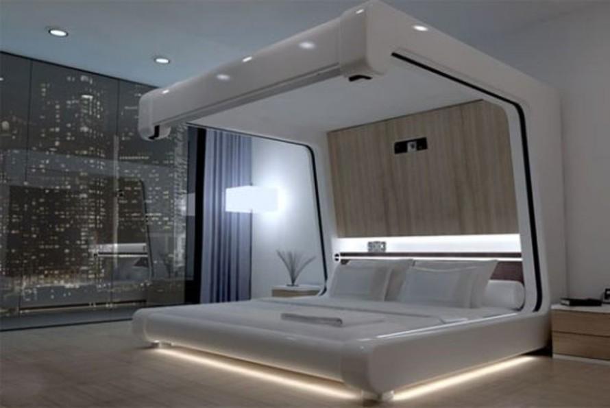 Модная кровать