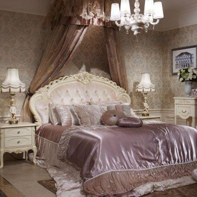 Классика спальни по фен шую
