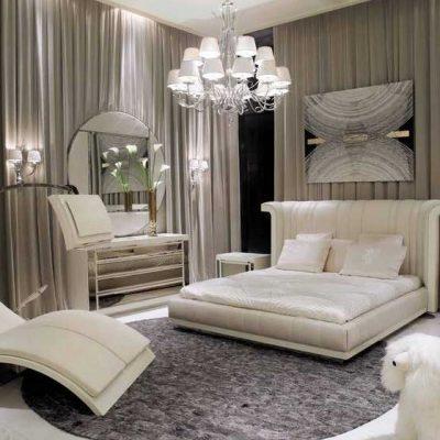 Спальня неокласики