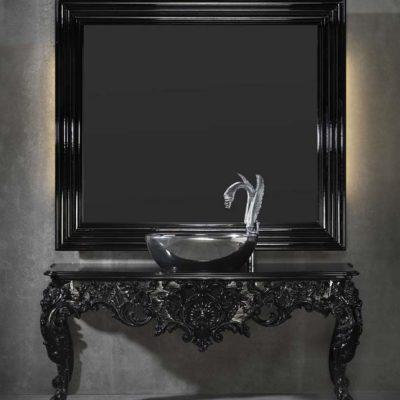 Зеркало черное