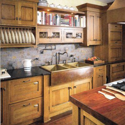 Классика кухни под старину