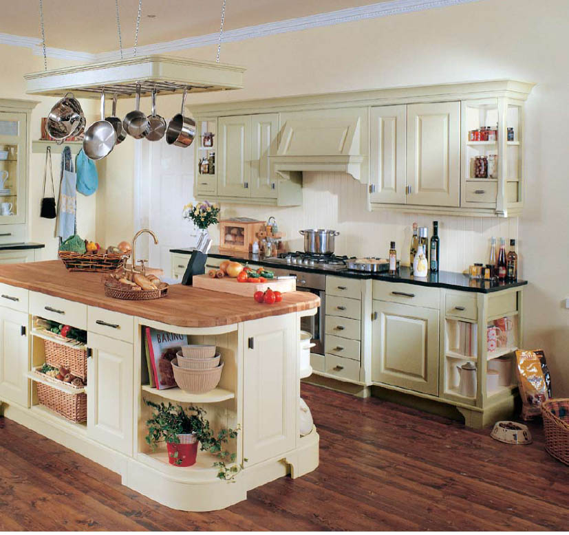 50 Inspiring French Country Kitchen Design and Decor Ideas