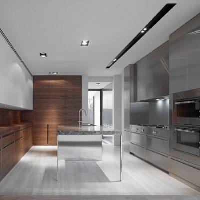 Длинная кухня
