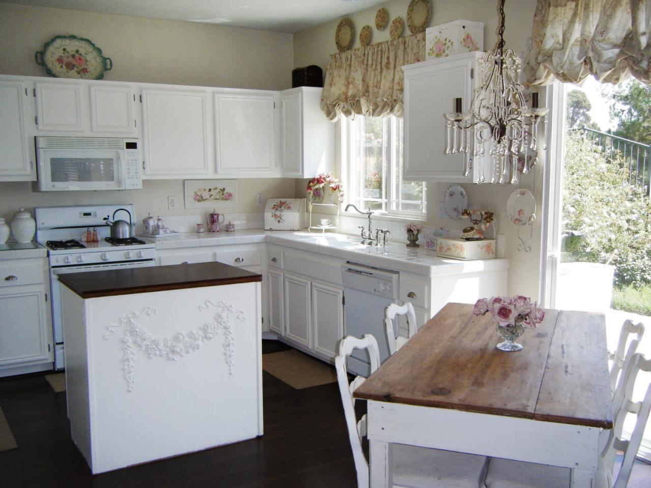 Небольшой размер кухонного гарнитура