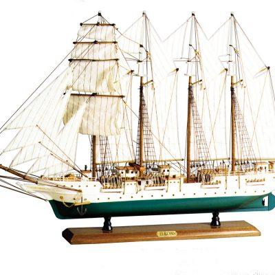 Корабли талисман по фен шуй для офиса