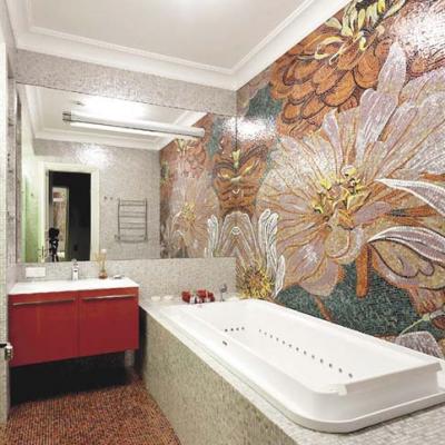 Ванная комната просторная