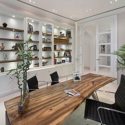 Растения в кабинете