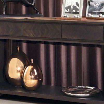 Шкаф консоль в современном стиле