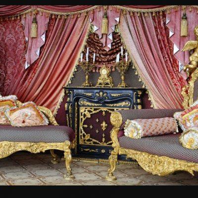 Мебель стиля барокко